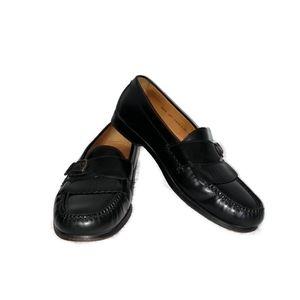 Cole Haan mens size 9.5 black dress shoes